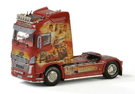 "WSI Marc Pascal Chaloin VOLVO FH4 ""Interceptor"" Mad Max"